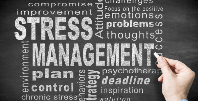 16 Tips To Help You Manage Stress