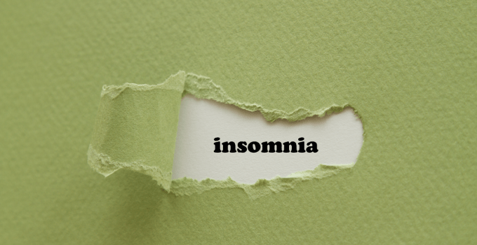 Insomnia: Conquer It Now