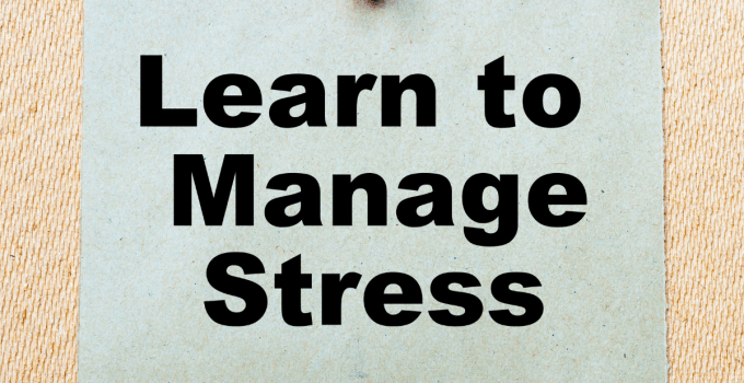 What Causes Stress And How To Manage It