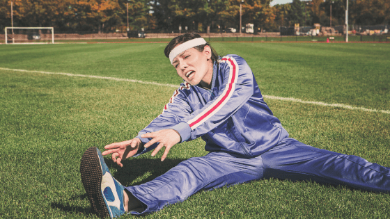 Cool-Down And Warm Up Clothes For Sprint Training