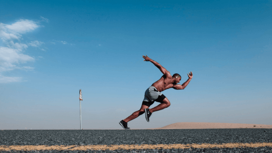 Genetics and physical built in sprint training
