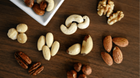 Slow Down The Aging Process With Nuts