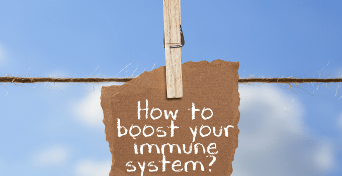 10 Potent Immune System Boosters