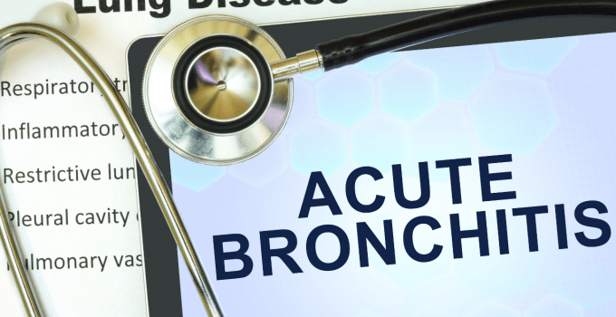 3 - Step Approach To Fight Acute Bronchitis