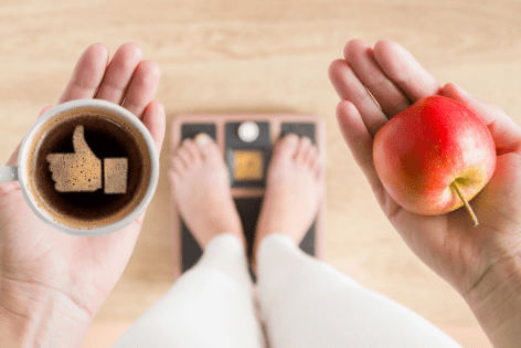 Coffee Promotes Weight Loss
