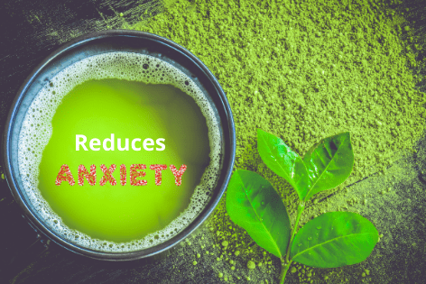 Health Benefits Of Matcha For Anxiety