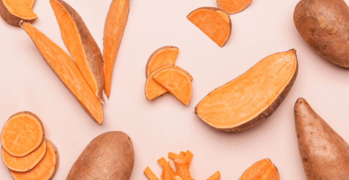 Health Benefits Of Sweet Potatoes: The World's BEST Vegetable