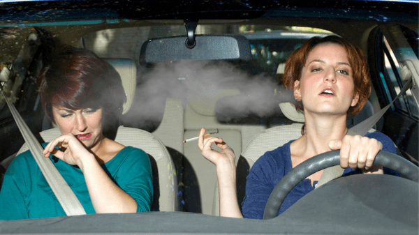 The Effect Of Second-Hand Smoke On Health